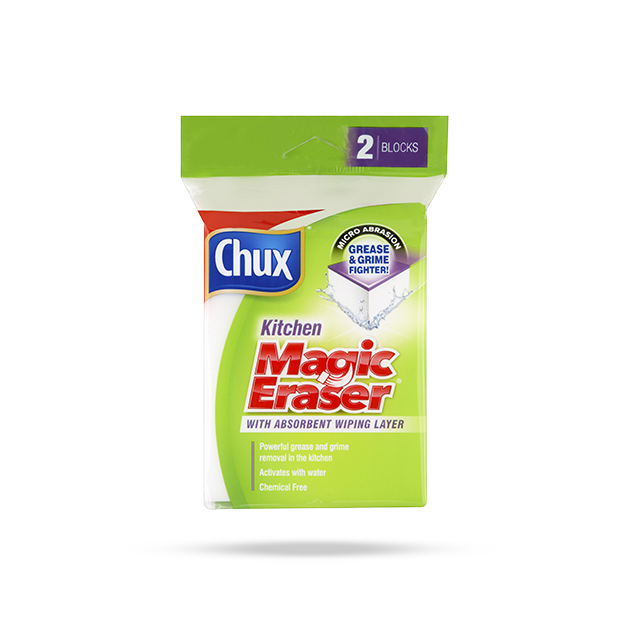 Chux® Magic Eraser® Kitchen - 2 Pack